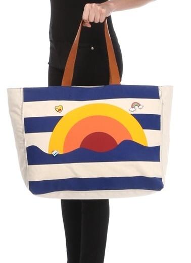 Atoz Greek Omuz Çantası Renkli